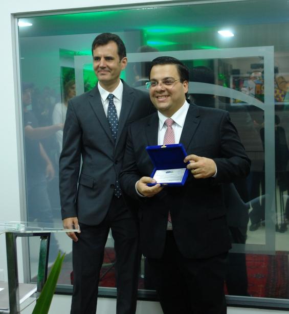 Ely Ayache e Juan Pablo Gossweiller